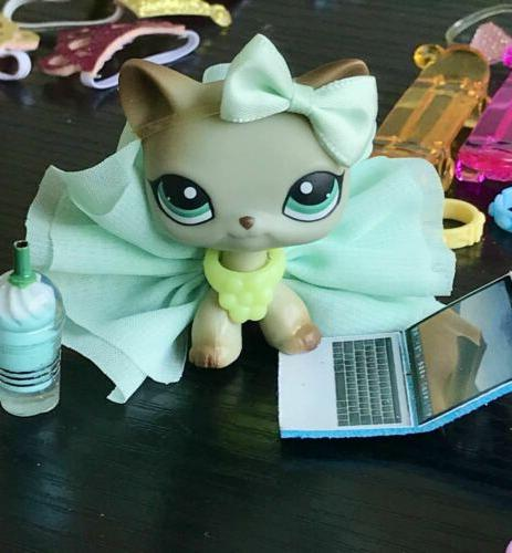 Accessories Custom Outfit kid's lps dog collection
