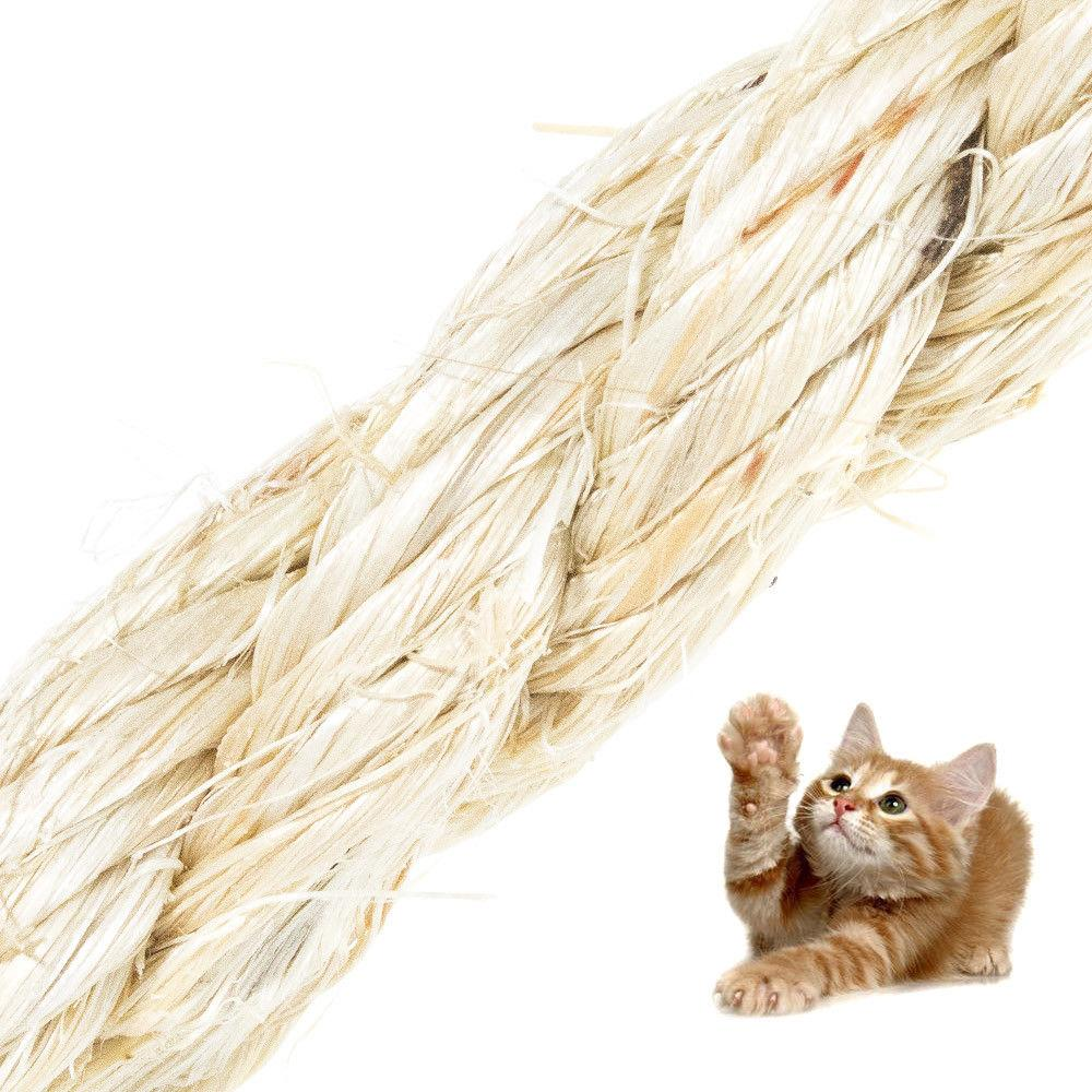 GOLBERG All Rope Rugs, Cat Toys More - Cord