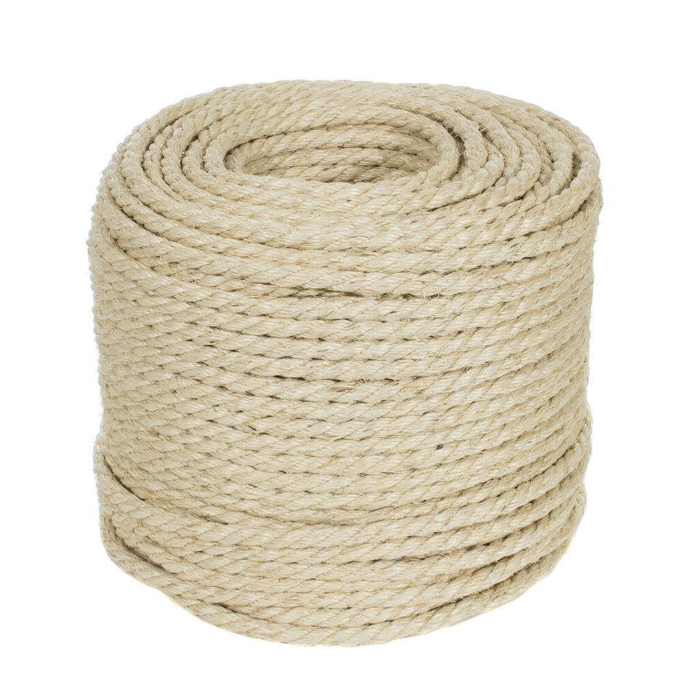 all natural sisal rope crafting rugs cat