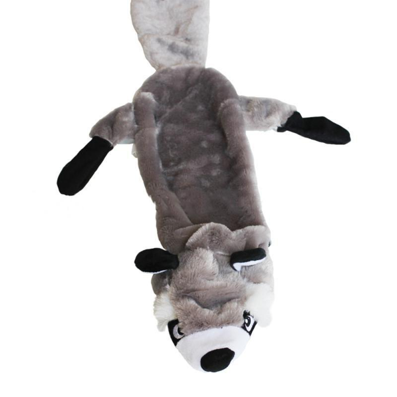 Animal Set Honking Squirrel for Squeaker Dog <font><b>Cat</b></font> <font><b>Toys</b></font>