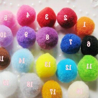 Assorted Soft Balls Toys Pet Kitten