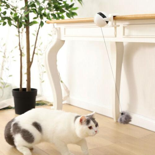 Automatic Interactive Toy Mouse Tease Pet