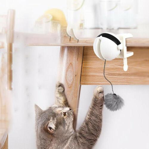 automatic interactive motion cat toy mouse tease