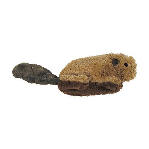 beaver refillable catnip toy