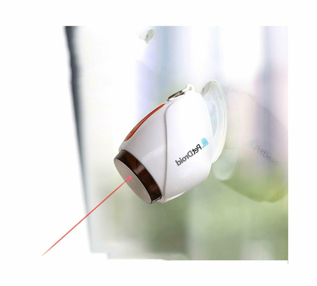 boltz hanging automatic interactive laser cat toy