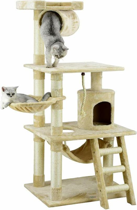 brand new 62 cat tree condo furniture