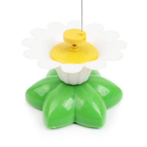 Butterfly Design Play Toy Rotating Rod Funny Toys