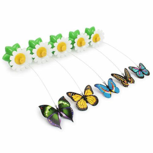 Butterfly Cat Play Electric Toys