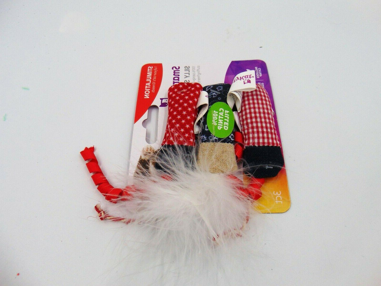 SmartyKat Toy/Silly Pet Toys