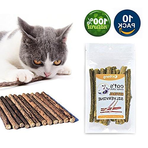 cat catnip sticks