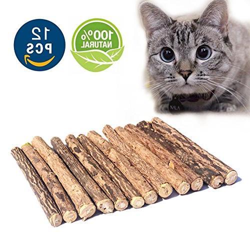 cat catnip sticks matatabi chew