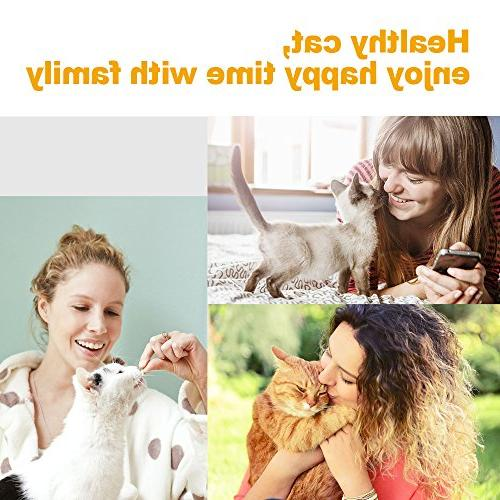 MR-BABULA Cat Catnip Toys, Natural Vine/Matatabi Dental Treats Chew Cat, + 4PCS
