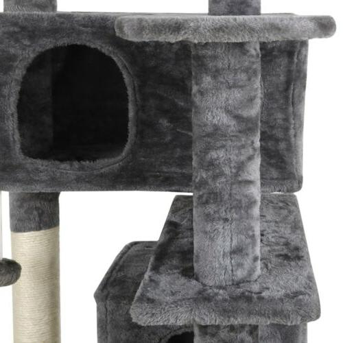 Cat Climbing Tower Furniture Post&Toys