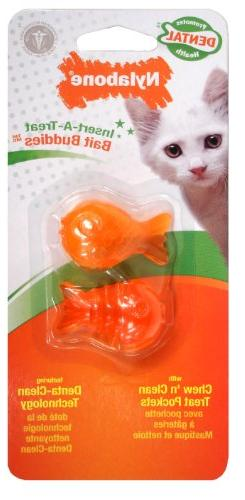 cat dental insert a treat