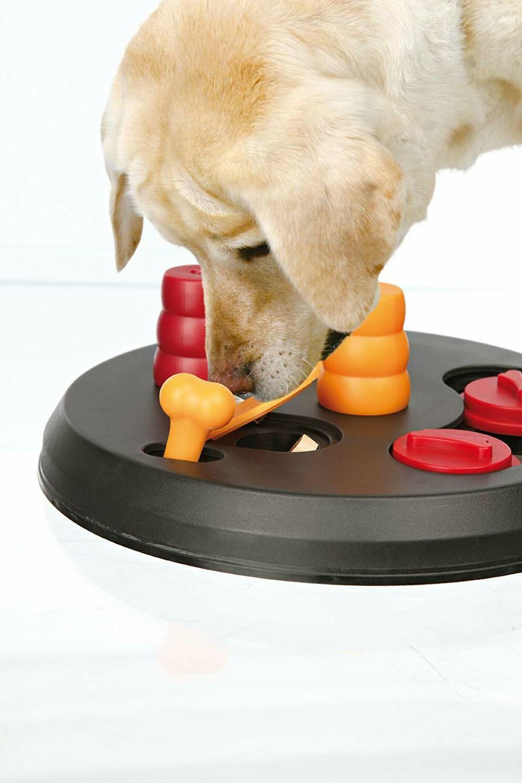 Toy Interactive Dog Flip Brain Puzzle Training Toys