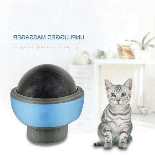 Dog Massager Ball Supplies Health relief relaxation Cat