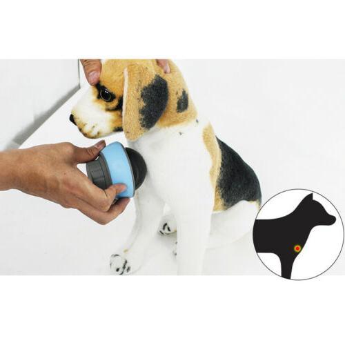 cat dog massager ball pet supplies health