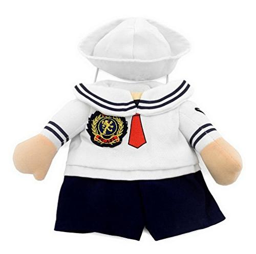 cat dog sailor costume