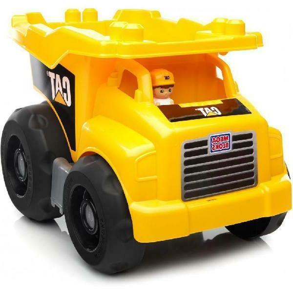 Mega Bloks Dump Truck, 2-Days