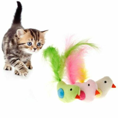 Cat Toys Play Catnip Teaser