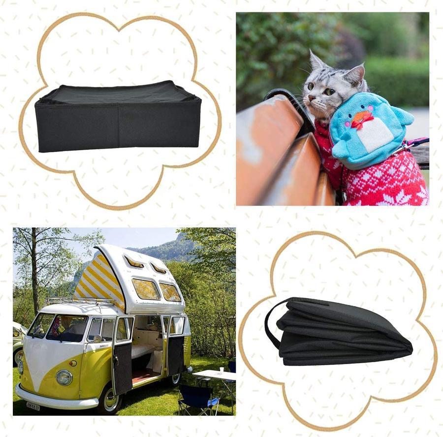 CAT LITTER Portable Foldable