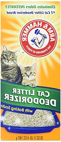 ARM & HAMMER® Cat Litter Deodorizer Powder