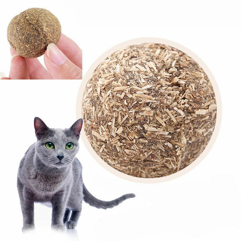 Cat Ball Toys Treat Cats Playing Toy