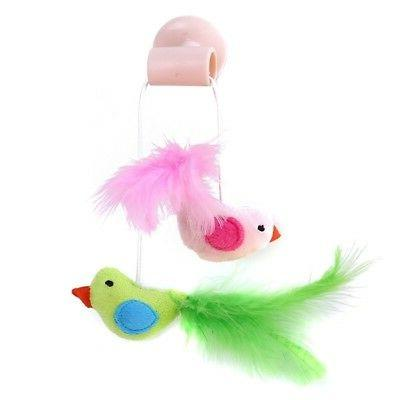 Cat Interactive Bird Wand Cat Toys