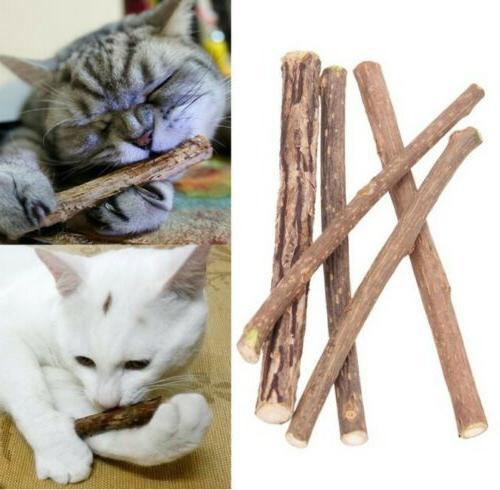 Pet Supplies Natural Matatabi Cat Chew Stick Treat Cat Mint