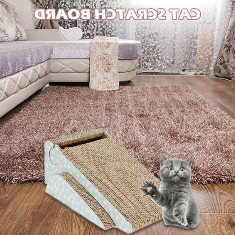 cat scratch board claw claw cat toy