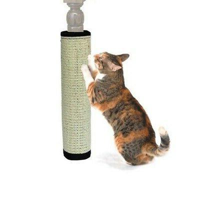 cute pet cat kitten scratching pad mat