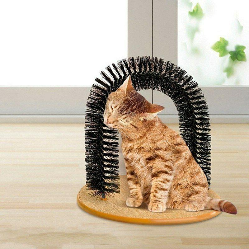 Cat Pet Round Toy Toys Scratching Device