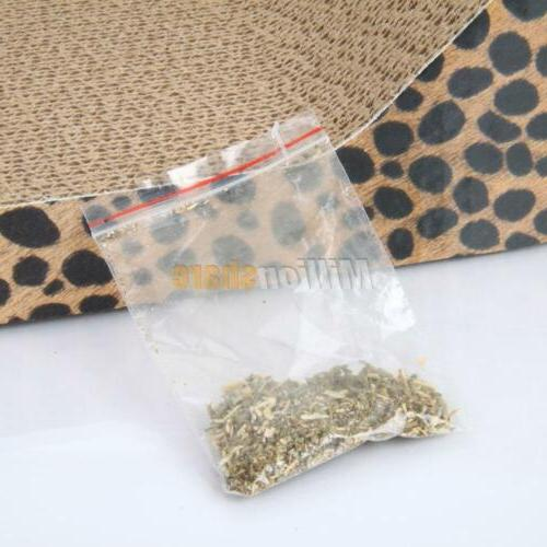 Cat Sofa Toy Scratching Bed with Catnip