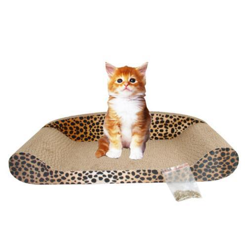 cat sofa cat toy scratching corrugated board