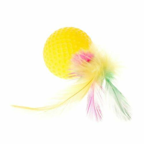 Cat Feather Play Pet Supplies