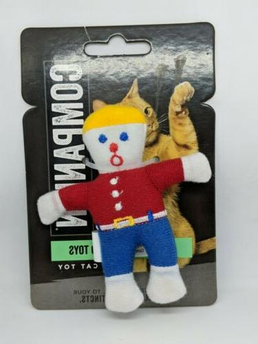 cat toy designed to appeal to your