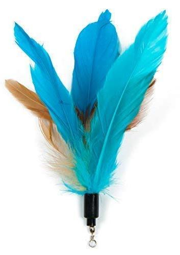 EcoCity Cat Cat Include Cat Natural Feather