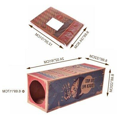 Cat Toys Tunnel Toy House For Kittens