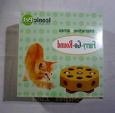 cat toys furry go round 1r15 033h
