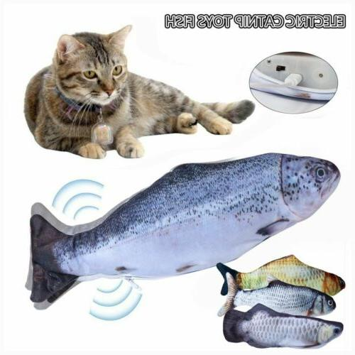 Hot Interactive Pet Cat Wagging Toys