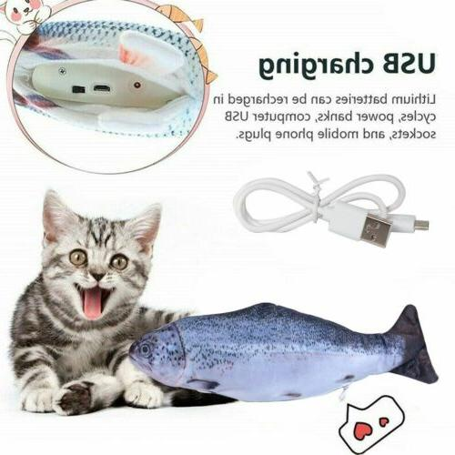 Hot Electric Pet Wagging Realistic Toys