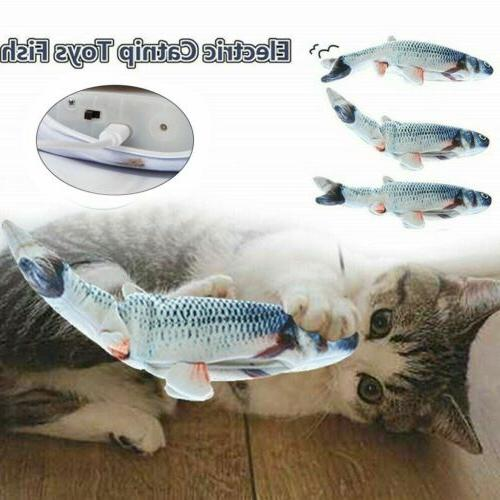 "12"" Kicker Fish Toy Flopping US"