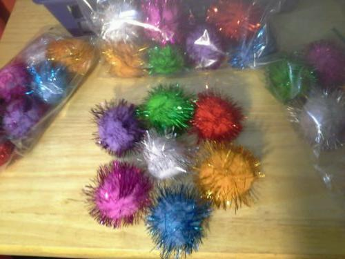 cat toys pack of 7 xl pom