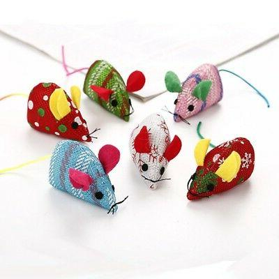 Funny Pet Mouse Mice for Cats Playing