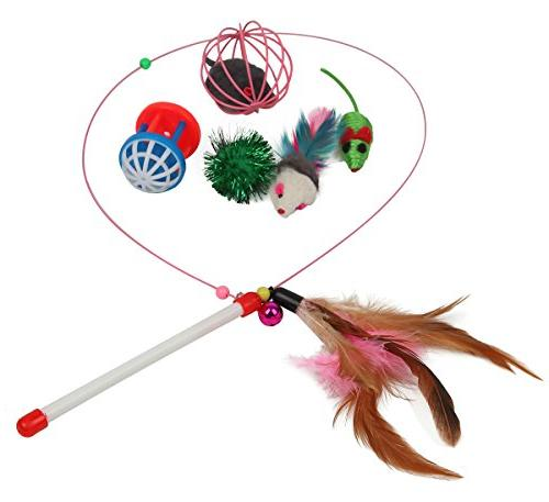 Fashion's Talk Cat Toys Variety 20