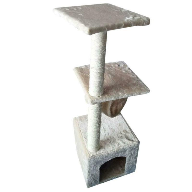 cat tree activity centre cat climbing frame