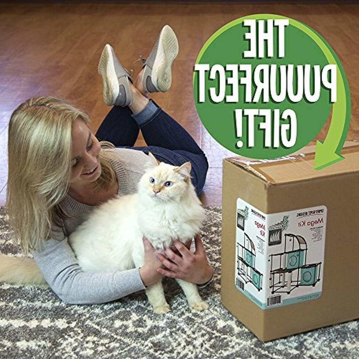 Cat Tree City Claw Kit Furniture Post