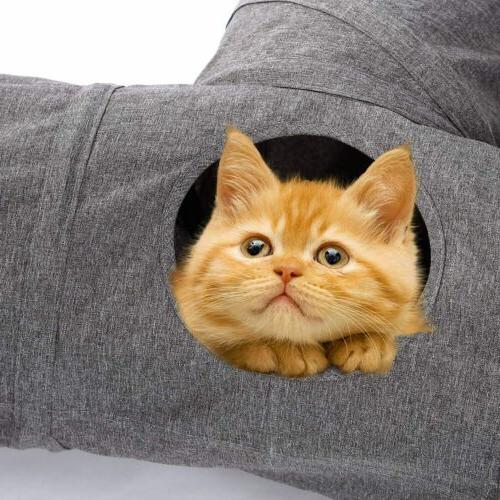 Cat Soft Toy Kitty Peek