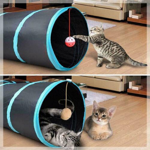 Cat 4-way Pet Toy Have Fun