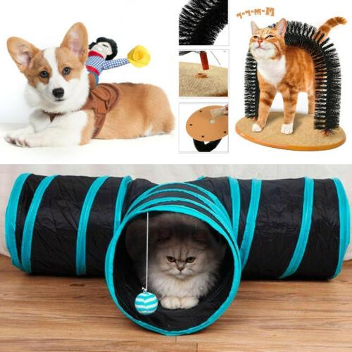 cat tunnel for toy t shaped y